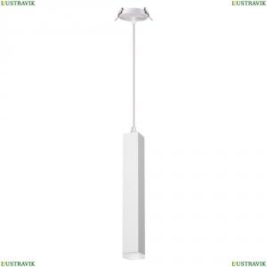 357898 Встраиваемый светодиодный светильник Novotech (Новотех), Modo