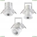 357872 Встраиваемый светодиодный светильник Novotech (Новотех), Prometa