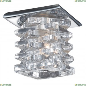 369375 Встраиваемый светильник Novotech (Новотех), Crystal