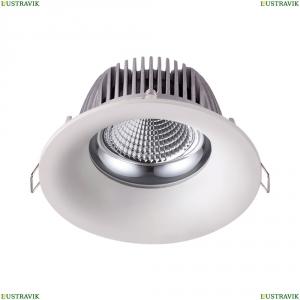 358024 Встраиваемый светодиодный светильник Novotech (Новотех), Glok