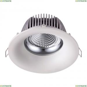 358025 Встраиваемый светодиодный светильник Novotech (Новотех), Glok