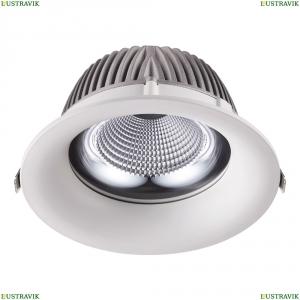 358026 Встраиваемый светодиодный светильник Novotech (Новотех), Glok