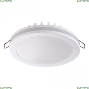 357963 Встраиваемый светодиодный светильник Novotech (Новотех), Klar