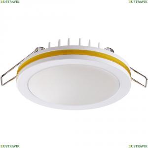 357965 Встраиваемый светодиодный светильник Novotech (Новотех), Klar