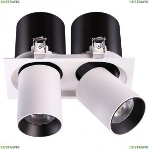 358083 Встраиваемый светодиодный светильник Novotech (Новотех), Lanza