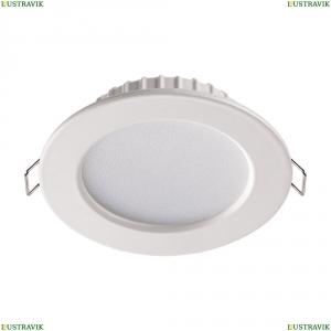 358028 Встраиваемый светодиодный светильник Novotech (Новотех), Luna