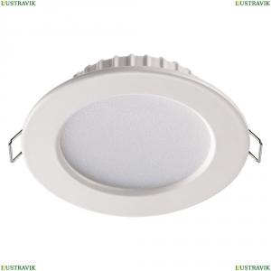 358029 Встраиваемый светодиодный светильник Novotech (Новотех), Luna