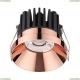 357910 Встраиваемый светодиодный светильник Novotech (Новотех), Metis