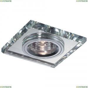 369435 Встраиваемый светильник Novotech (Новотех), MIRROR