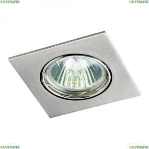 369106 Встраиваемый светильник Novotech (Новотех), Quadro