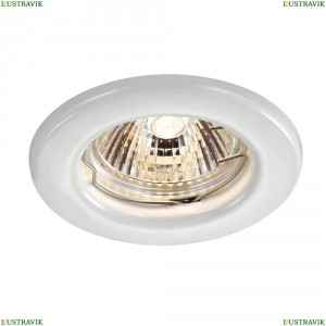 369705 Встраиваемый светильник Novotech (Новотех), Classic