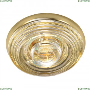 369814 Встраиваемый светильник Novotech (Новотех), Aqua