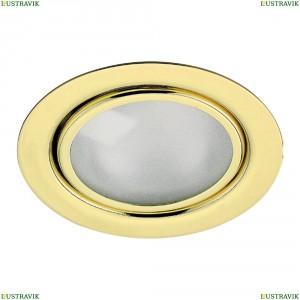 369121 Встраиваемый светильник Novotech (Новотех), Flat