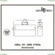 357842 Трековый светодиодный светильник Novotech (Новотех), Eos