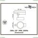 357880 Трековый светодиодный светильник Novotech (Новотех), Prometa