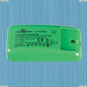 546002 Трансформатор IP20 35-105W 220-240V Novotech