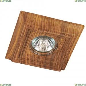 370090 Встраиваемый светильник Novotech (Новотех), Pattern 076