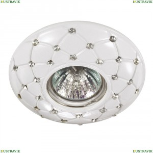 370129 Встраиваемый светильник Novotech (Новотех), Pattern 090
