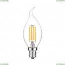 098356-2,21 Led Лампа прозрачная E14 6W (2700K) KINK Light, 98356