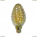 098356-1,33 Led Лампа золотая E14 6W (2700K) KINK Light, 98356