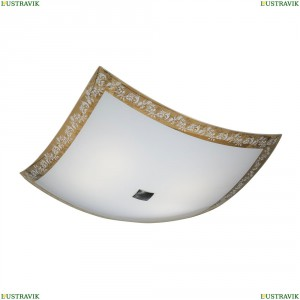 CL932024 Светильник настенно-потолочный CITILUX (Ситилюкс) 932 Узор