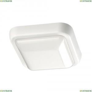357512 Уличный светодиодный светильник Novotech (Новотех), Opal White