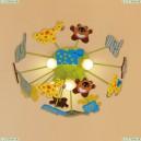 CL602151 Люстра детская потолочная CITILUX (Ситилюкс) Зоопарк