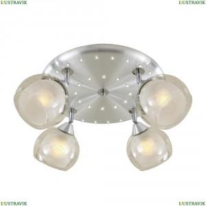 CL158142 Люстра потолочная со светодиодной подсветкой CITILUX (Ситилюкс) Самба+LED