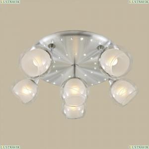 CL158162 Люстра потолочная со светодиодной подсветкой CITILUX (Ситилюкс) Самба+LED