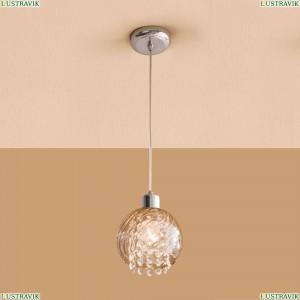CL317111 Светильник подвесной с хрусталем (подвес) CITILUX (Ситилюкс) Бейт