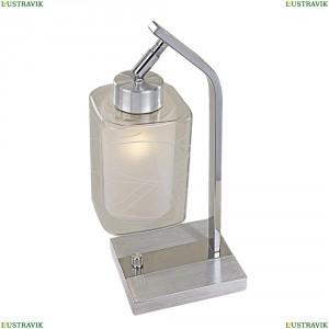 CL159812 Настольная лампа Никель+Хром CITILUX (Ситилюкс) Румба