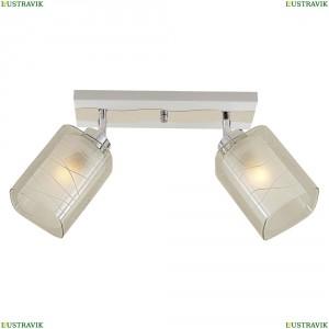 CL160121 Люстра потолочная Белый+Хром CITILUX (Ситилюкс) Прима