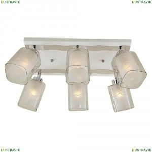 CL160161 Люстра потолочная Белый+Хром CITILUX (Ситилюкс) Прима
