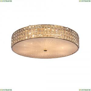 CL324102 Люстра потолочная хрустальная Золото CITILUX (Ситилюкс) Портал