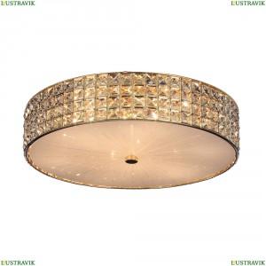 CL324182 Люстра потолочная хрустальная Золото CITILUX (Ситилюкс) Портал