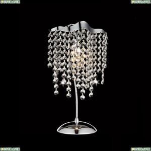 CL325811 Настольная лампа хрустальная Хром CITILUX (Ситилюкс) Рита