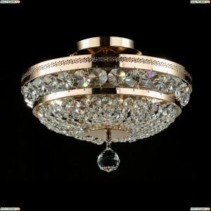 P700-PT35-G Хрустальная потолочная люстра с отражателем Maytoni Diamant 4