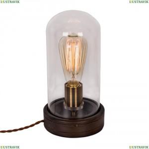 CL450801 Настольная лампа Бронза CITILUX (Ситилюкс) Эдисон