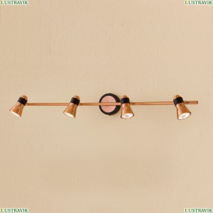 CL503542 Бра (спот) Медь+Черный CITILUX (Ситилюкс) Техно