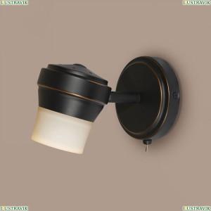 CL561515 Бра с выключателем Коричневый CITILUX (Ситилюкс) Акцент