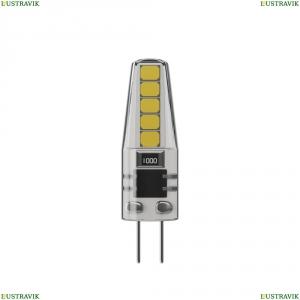 7145 (VG9-K1G4cold2W) Светодиодная лампа, Капсула G4 4000К 2W Voltega (Вольтега), Simple