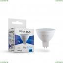 7171 Лампа светодиодная GU5.3 6W 4000K Voltega (Вольтега), Simple