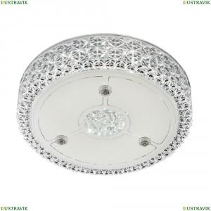 CL705111 Люстра потолочная светодиодная Круг CITILUX (Ситилюкс) Кристалино