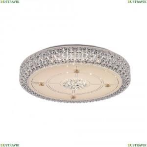 CL705121 Люстра потолочная светодиодная Круг CITILUX (Ситилюкс) Кристалино