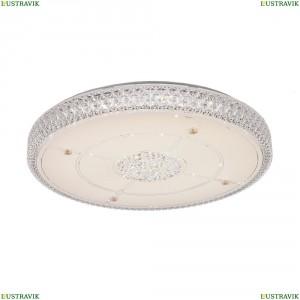 CL705131 Люстра потолочная светодиодная Круг CITILUX (Ситилюкс) Кристалино