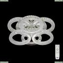 EL330C130.1 Потолочная люстра с пультом ДУ ELETTO (Элетто) Olimpia