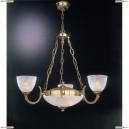 L 4700/3+2 Люстра подвесная Reccagni Angelo, 5 ламп, французское золото