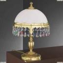 P 7961 M Настольная лампа Reccagni Angelo, 2 лампы, французское золото