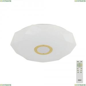 CL71342R Потолочный светодиодный светильник с пультом ДУ CITILUX (Ситилюкс), Диамант
