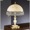 P 6806 G Настольная лампа Reccagni Angelo